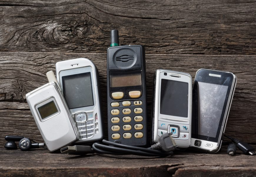 A History of Mobile Phones